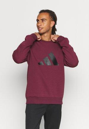 WINTER CREW FUTURE ICONS - Sweatshirts - victory crimson