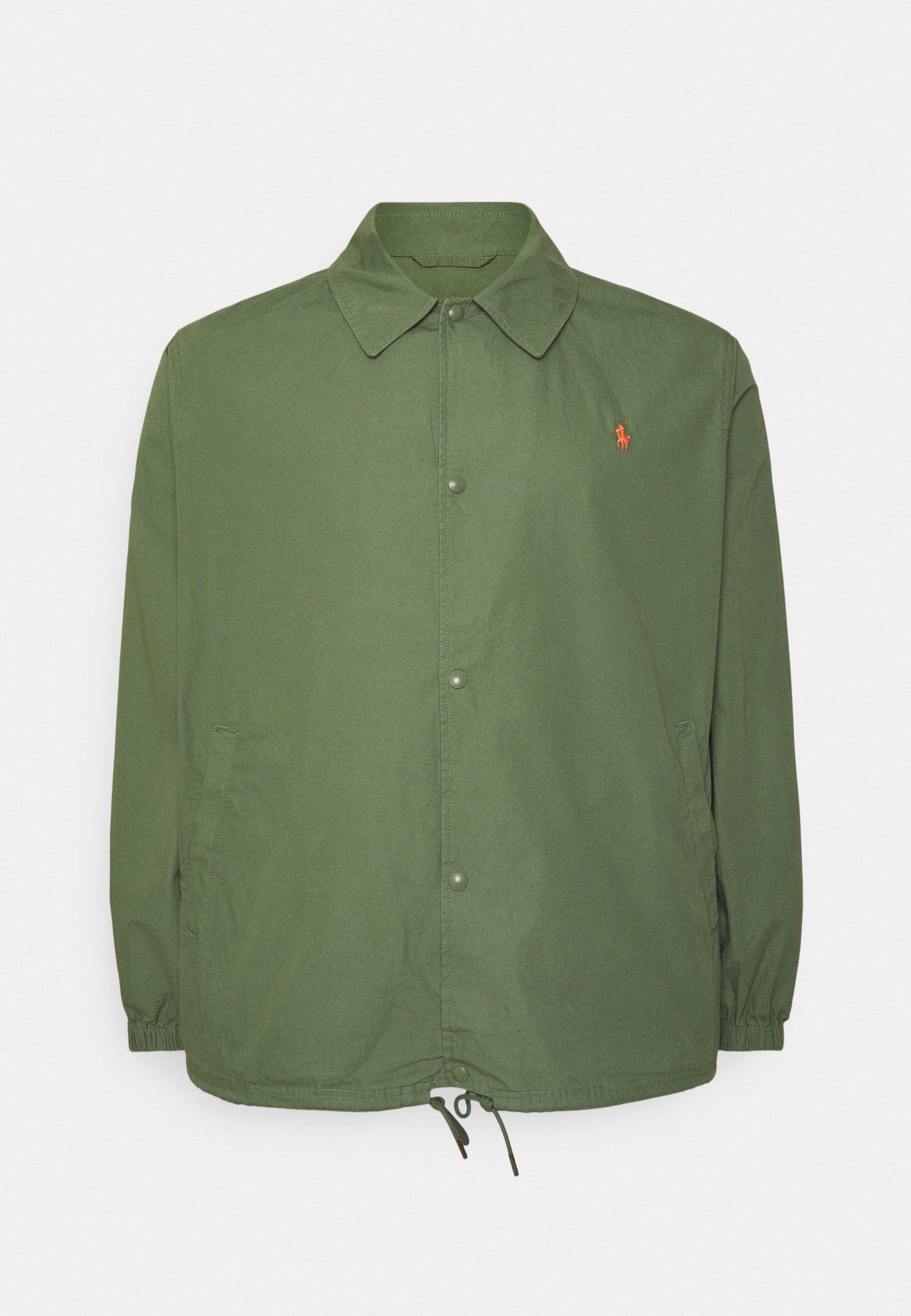 Men COACH'S JACKET - Summer jacket