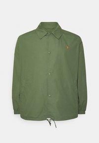 Polo Ralph Lauren Big & Tall - COACH'S JACKET - Summer jacket - olive - 0