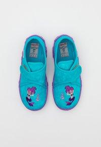Superfit - BONNY - Domácí obuv - grün - 3