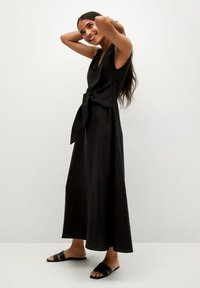Mango - NALA - Maxi dress - black - 1
