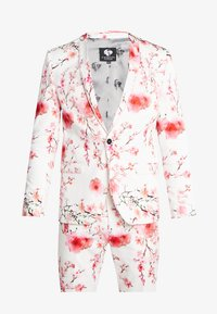 Twisted Tailor - MULLEN SUIT - Suit - white - 8