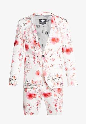 MULLEN SUIT - Costume - white