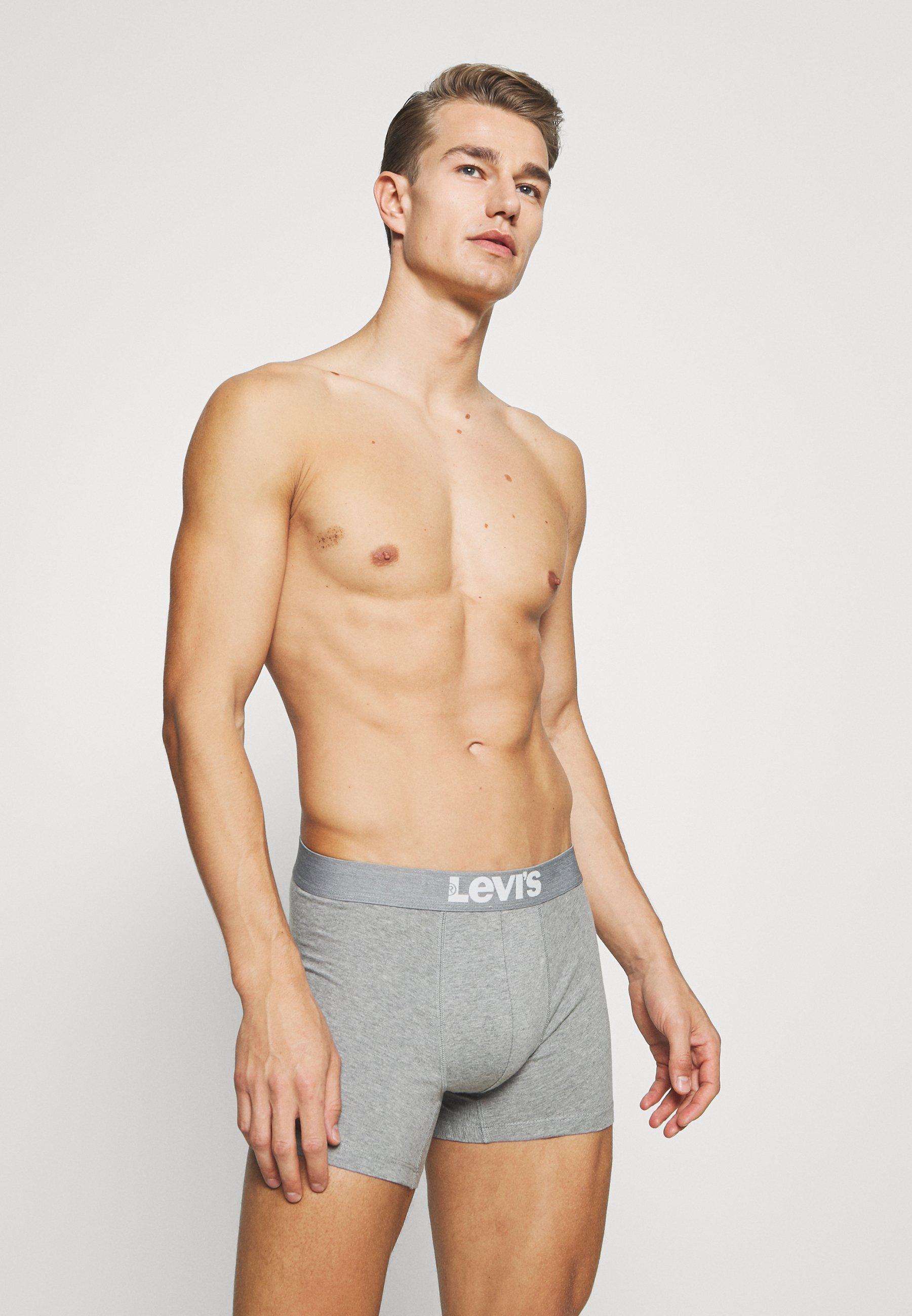 Men VINTAGE STRIPE BOXER BRIEF 4 PACK - Pants