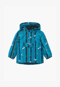 Color Kids - STRIPE UNISEX - Snowboard jacket - blue - 0
