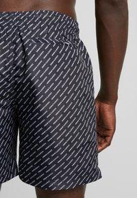 Urban Classics - SWIM SHORTS - Shorts da mare - black - 1