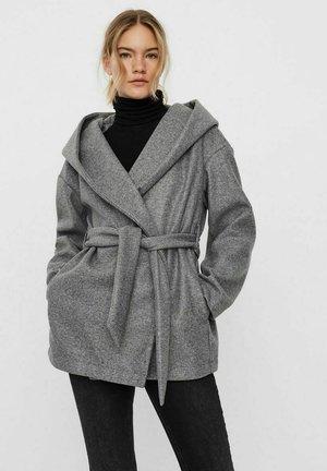 Summer jacket - medium grey melange