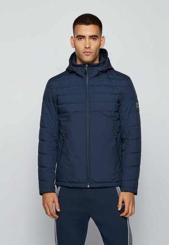 J_PANEL 2 - Down jacket - dark blue