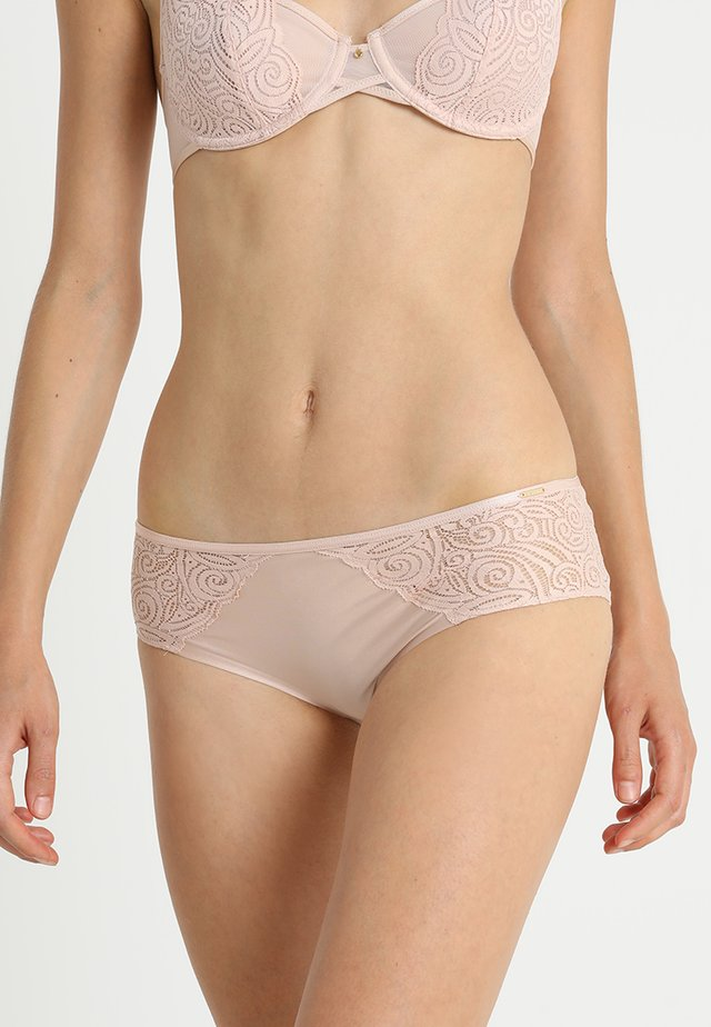 PYRAMIDE SHORTY - Briefs - beige dore