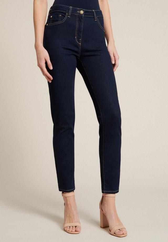 ADDA - Skinny džíny - blu scuro