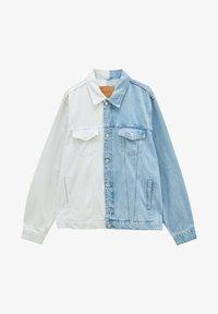 PULL&BEAR - Denim jacket - white - 10