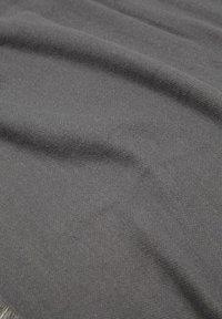 Esprit - DOUBLEFACE - Scarf - dark grey - 5