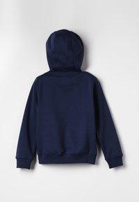 Kappa - TOPEN UNISEX - Sports shorts - navy - 1