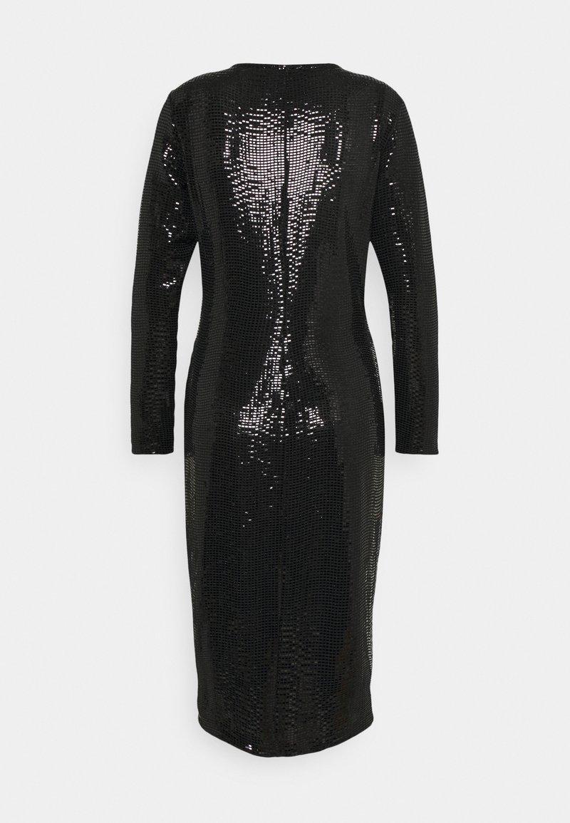 Ilse Jacobsen DRESS - Cocktailkleid/festliches Kleid - black/schwarz pdVaF1