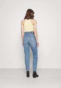 Dr.Denim - NORA - Jeans straight leg - blue jay ripped - 2