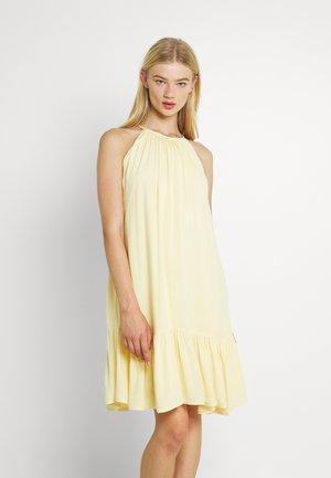 Sukienka letnia - yellow
