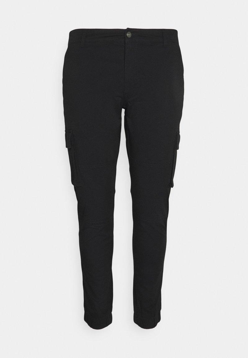 Denim Project - PLUS PANT - Cargo trousers - black