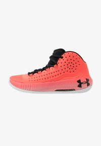 Under Armour - Basketball shoes - beta/halo gray/black - 0