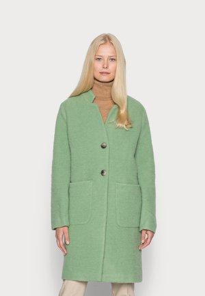 Classic coat - reed green