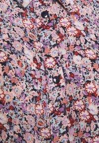 PIECES Tall - PCNYA SHIRT DRESS - Shirt dress - sky captain - 2