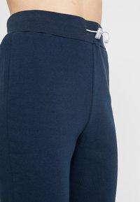South Beach - REFLECTIVE TOGGLE - Pantalones deportivos - navy - 3