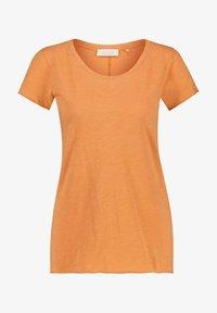 Rich & Royal - Basic T-shirt - orange - 0