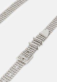 The Kooples - CEINTURE - Tailleriem - silver-coloured - 2
