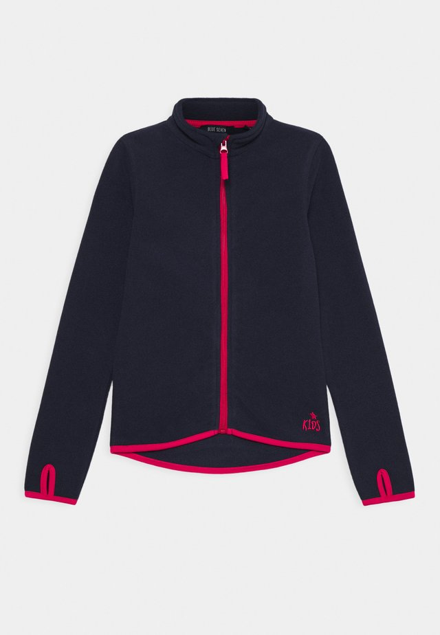 KIDS BASIC - Fleecejacke - nachtblau