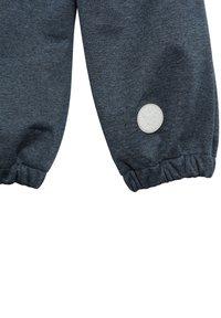 Wheat - JEAN - Rain trousers - blue melange - 2