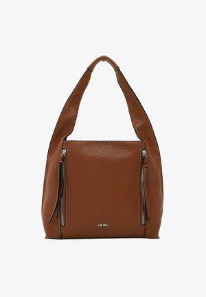 MAGGY - Handbag - brown
