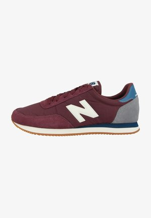 Sneakers - classic burgundy-rogue wave