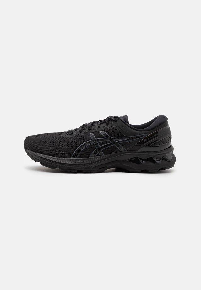 GEL KAYANO 27 - Løbesko stabilitet - black