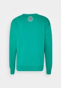 Jordan - MOUNTAINSIDE CREW - Sweatshirt - neptune green - 1