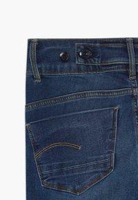 G-Star - Skinny džíny - blue denim - 3