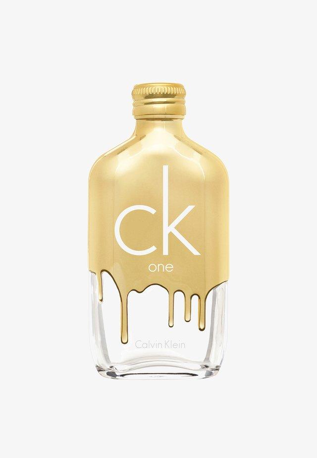 CK ONE GOLD EAU DE TOILETTE - Eau de toilette - -