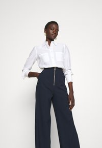 MAX&Co. - MORESCO - Trousers - midnight blue - 3