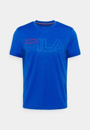 TILL - T-Shirt print - blue iolite