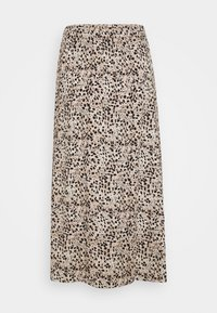 Object - OBJHESSA LILITI SKIRT  - A-line skirt - sandshell - 1