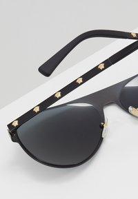 Versace - Sunglasses - black/grey - 5