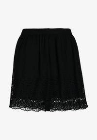 Vero Moda - VMAISHA SHORT SKIRT - A-line skirt - black - 3