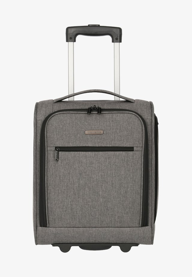 CABIN - Wheeled suitcase - grey melange