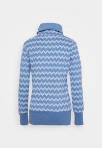 Ragwear - ZIG ZAG - Sweatshirt - blue - 1