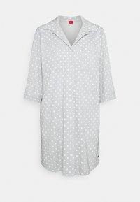 s.Oliver - NIGHTGOWN - Noční košile - grey - 0