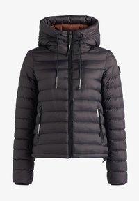 LOVINA - Winter jacket - schwarz