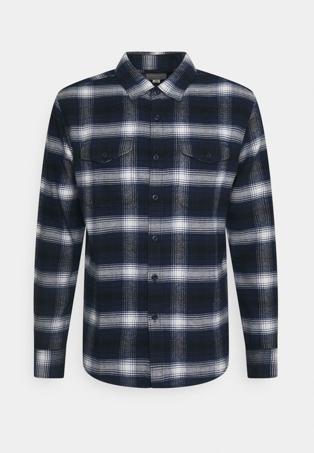 JONES PLAID SAWYER - Overhemd - blue