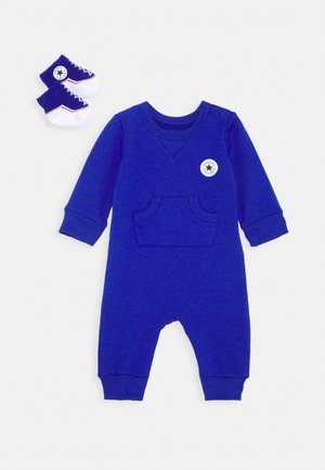 LIL CHUCK COVERALL SET UNISEX - Jumpsuit - blue