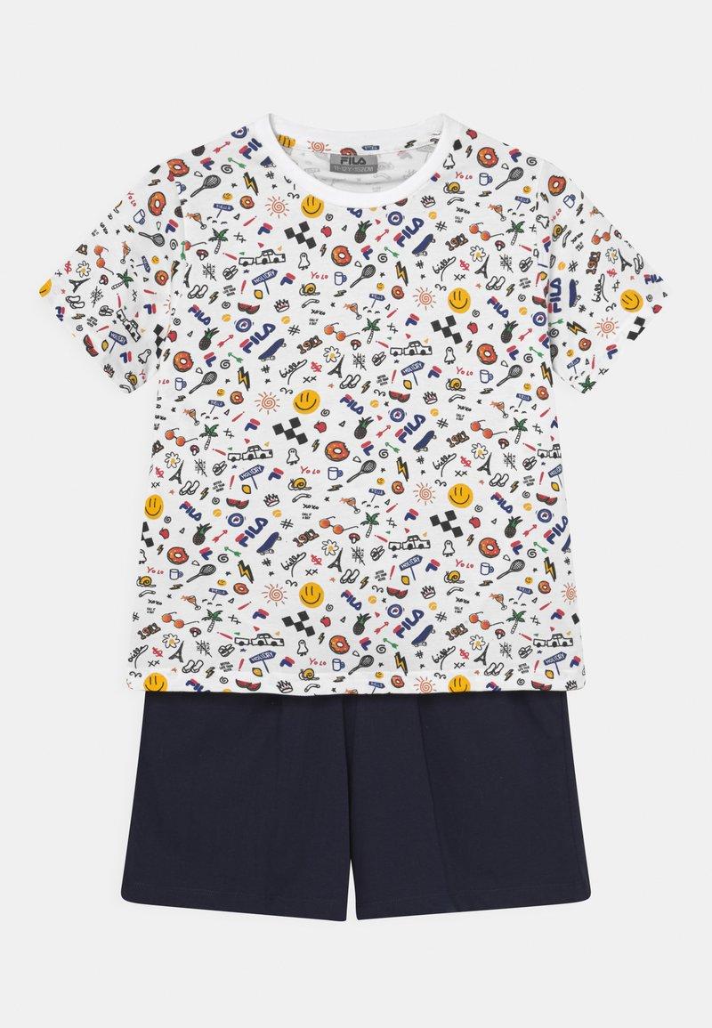 Fila - JUNIOR GIRL - Pyjama set - white