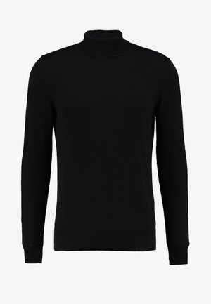 HENRIK - Jumper - black