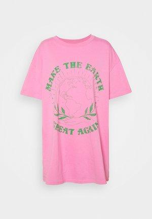 90'S NIGHTIE - Camicia da notte - pink