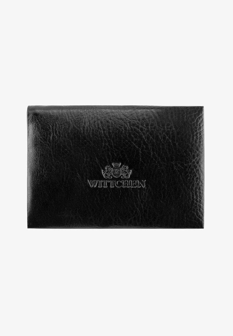 Wittchen - Business card holder - schwarz